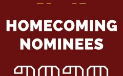 Homecoming Nominees 2020
