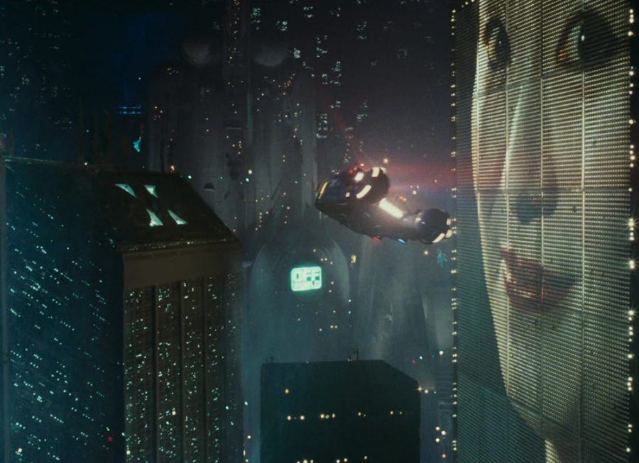 Screencap from the critically acclaimed Blade Runner
