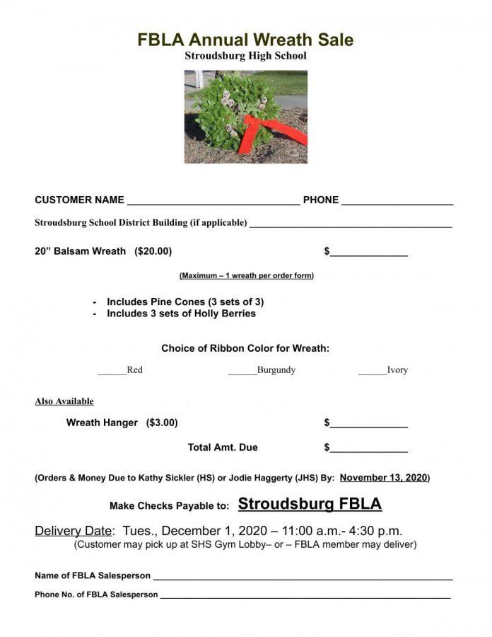FBLA+Annual+Wreath+Sale%3A+11%2F13%2F20