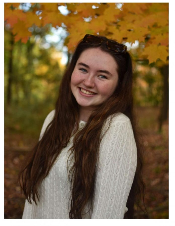 Homecoming Nominees : KATIE PFAEFFLE