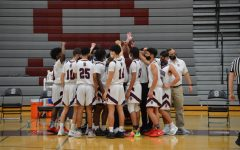 The Stroudsburg boys basketball team in action at home on Thursday, January 28.