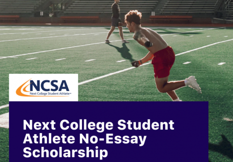 Next College Student Athlete Scholarship (Due: 02-01-21)