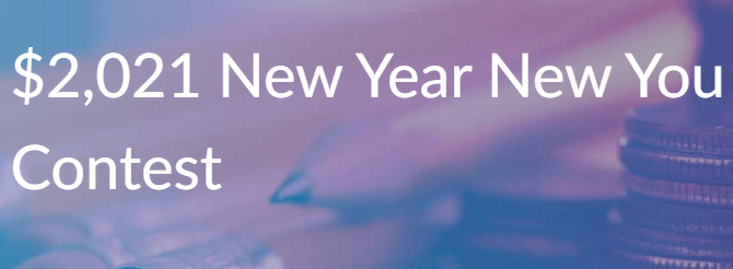 New Year New You Scholarship (Due: 01-31-21)