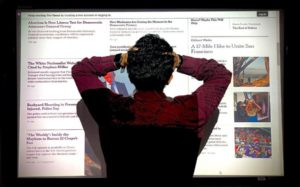 Students are drowning in the negative effects of too much screen time.