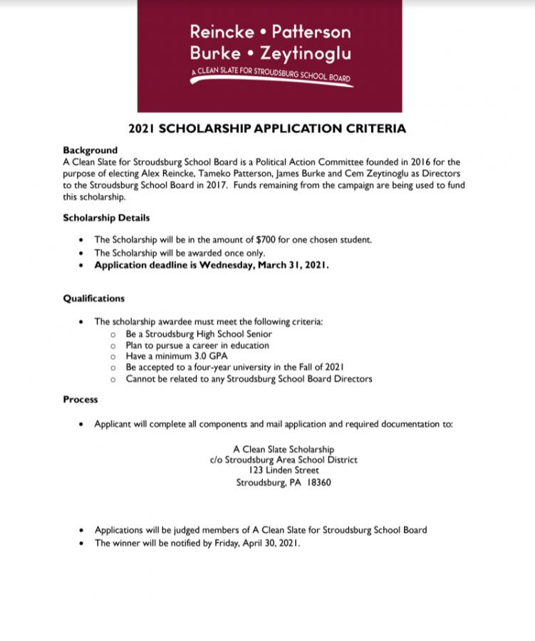 A+Clean+Slate+Scholarship+%28Due%3A+03-31-21%29