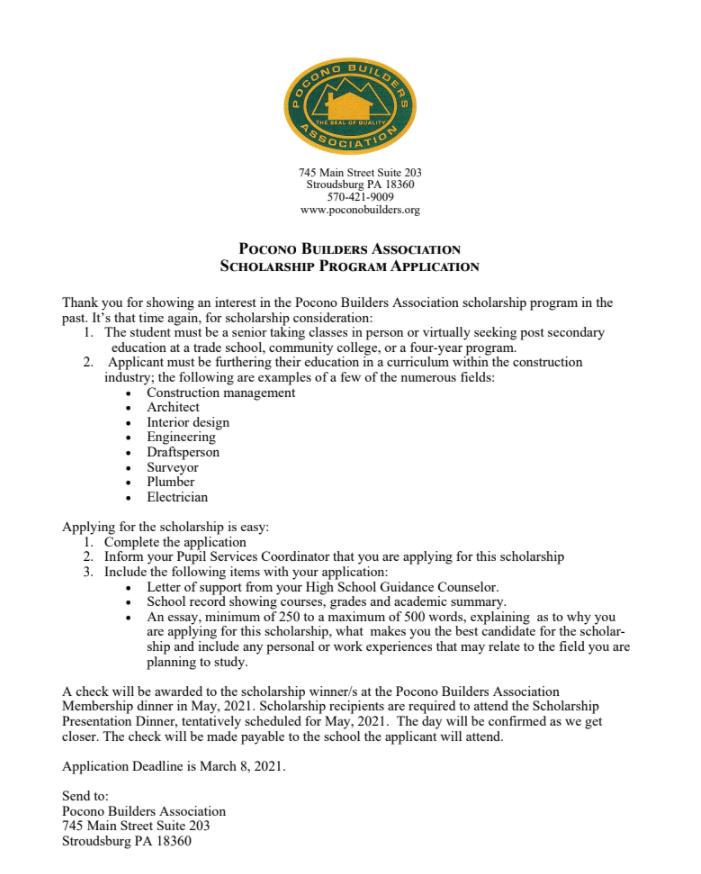 Pocono+Builder+Association+Scholarship+%28Due%3A+03-08-21%29