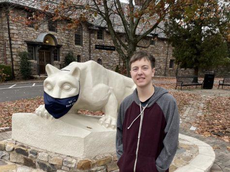 Joshua Custard - Penn State