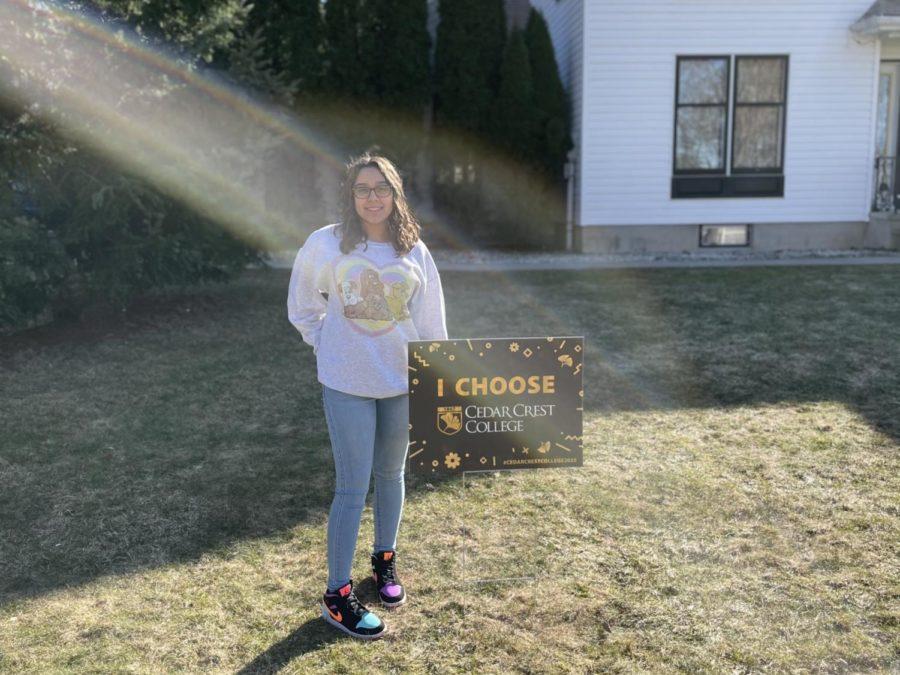 Brianna Westres - Cedar Crest College