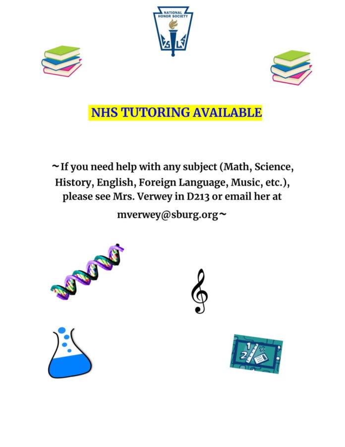NHS Tutoring