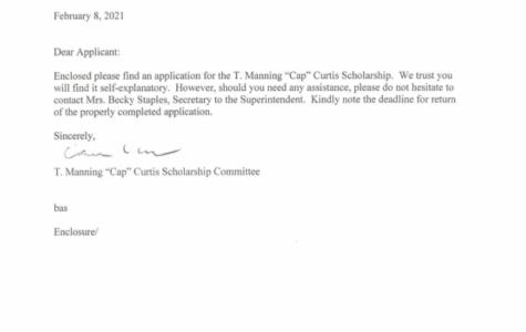 Cap Curtis Scholarship (Due: 04-15-21)