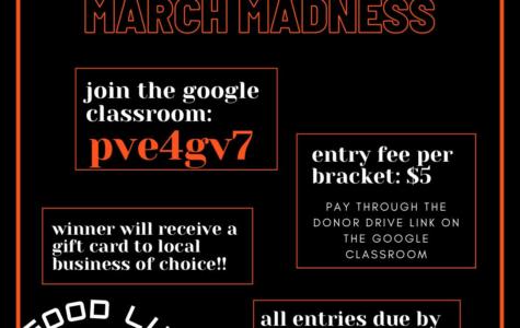 Mini-THON March Madness: 3/18/21 (4 P.M.)