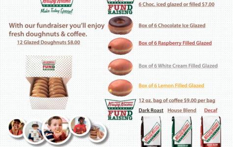 Class of 2023 Krispy Kreme Fundraiser: Contact Officers