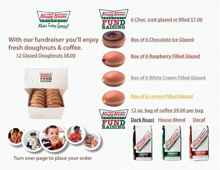 Class of 2023 Krispy Kreme Fundraiser: Contact Officers