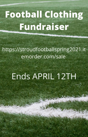 Stroudsburg Football Fundraiser: 4/12/21