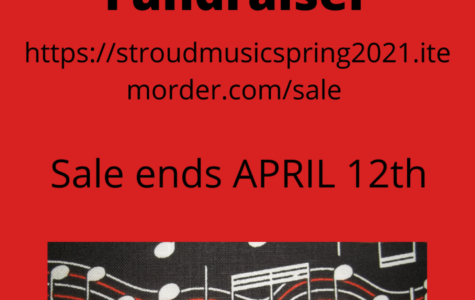 Stroudsburg Area Music Supporters (SAMS) Spring Fundraiser: 4/12/21