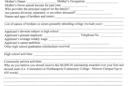 Arsha Vidya Scholarship (Due: 04-29-21)