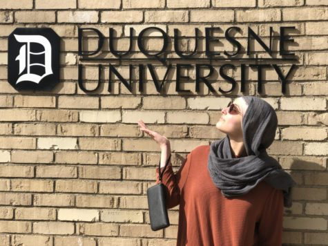 Yasmine Alrefai - Duquesne University