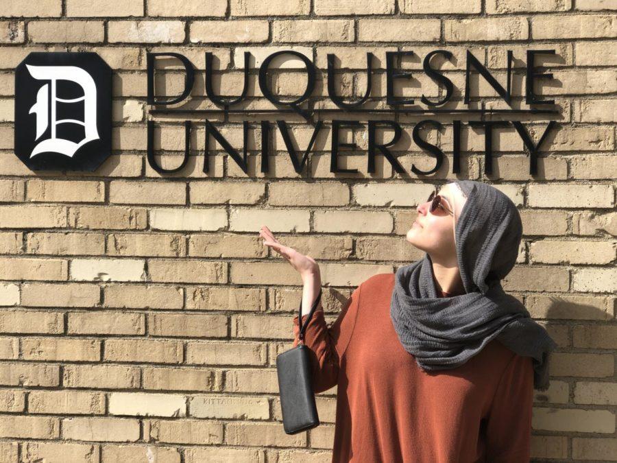 Yasmine Alrefai - Duquesne University