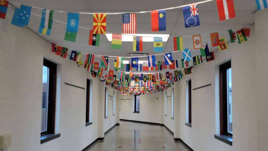 The winners have been chosen in the Diversity Door Decorating Contest!