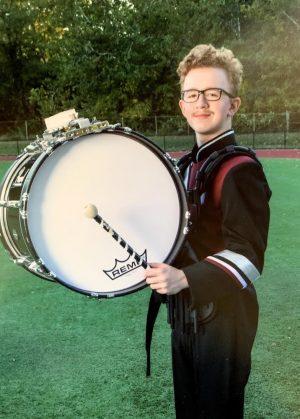Student Spotlight on Jackson Fleming
