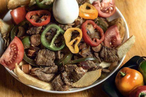 Pique a lo Macho- A Bolivian Specialty