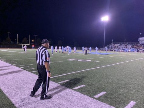 Stroudsburg defeated East Stroudsburg North on Friday night by a score of 63-8.