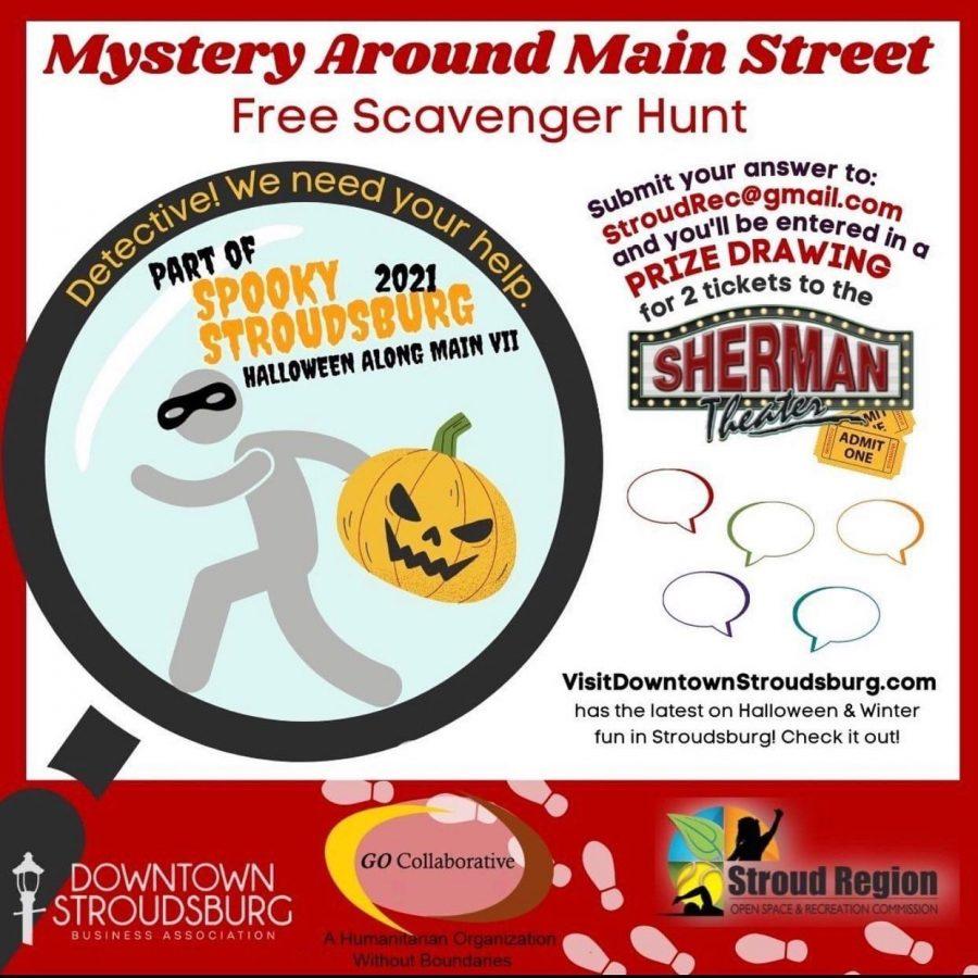 Mystery Around Main Street!