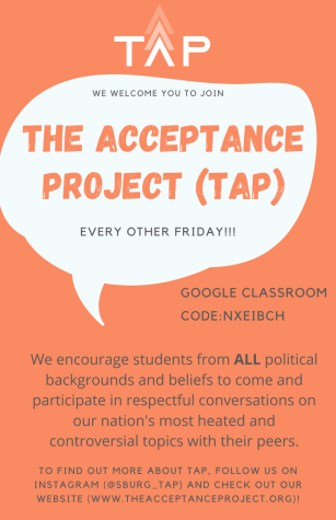 Come join The Acceptance Project! (TAP)