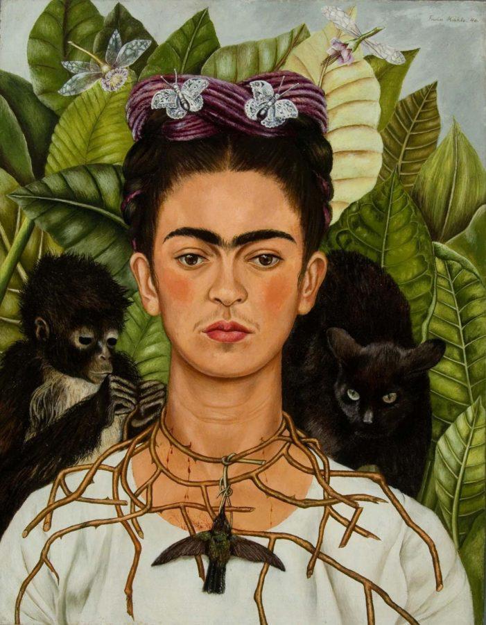 Frida Kahlo: Famous painter and Hispanic Hero